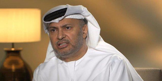 قطر خطاب به قرقاش: سرت به کار خودت باشد!