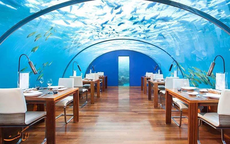 در سفر به مالدیو، حتما به این رستوران ها سر بزنید!