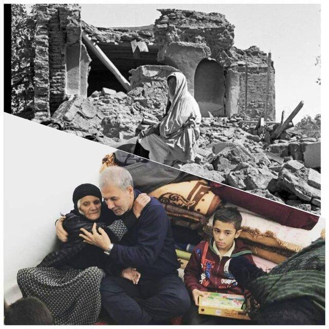 نشست خبری سخنگوی دولت در منطقه زلزله زده برگزار می گردد