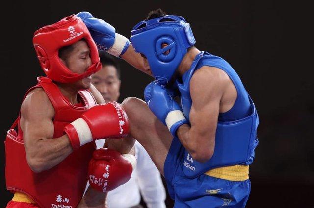 ظفری به فینال بازی های آسیایی رسید، ووشو در انتظار چهار طلا