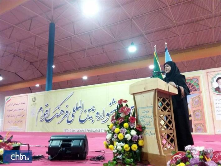 جشنواره بین المللی فرهنگ اقوام گلستان نقش ویژه ای در ارتقای جوامع محلی دارد