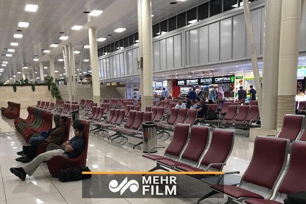فرودگاه ها به تجهیزات ایران ساخت مجهز شدند