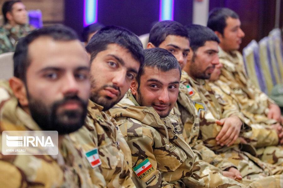 مهارت آموزی 70 هزار سرباز در هشت ماه سال جاری