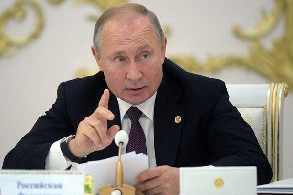 پوتین گسترش ناتو را تهدید علیه روسیه مطرح نمود