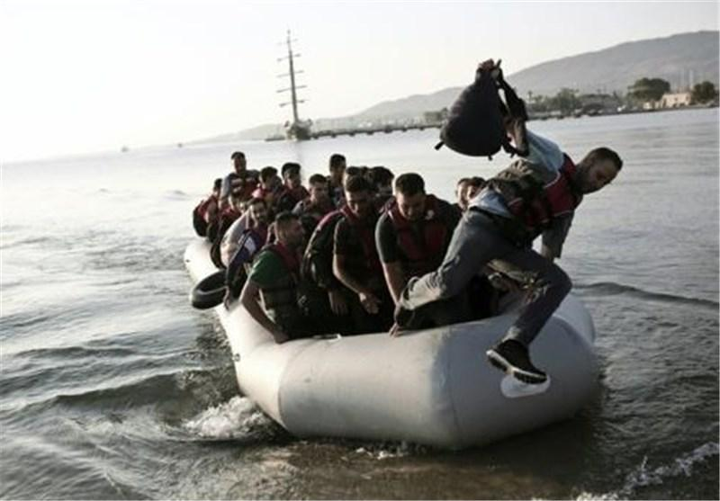 مرگ 50 مهاجر خارجی در نزدیکی سواحل لیبی