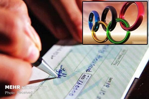 کمیته ملی المپیک سقف پرداختی به فدراسیون ها را صد درصد کرد