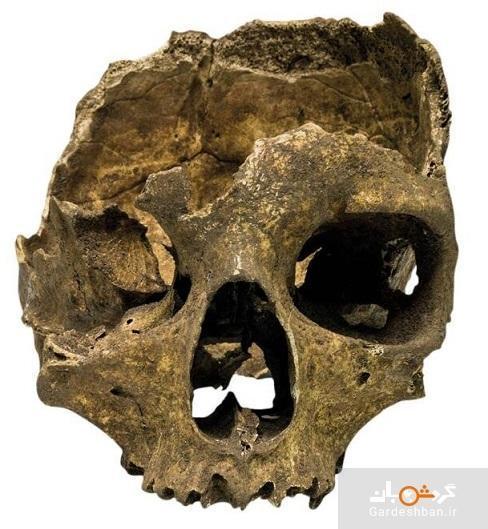 چهره یک زن 7500 ساله! ، نخستین انسان های جبل الطارق را چه شکلی بودند؟