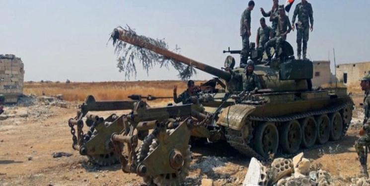 پیشروی ارتش سوریه در حماه؛ دو روستا آزاد شد