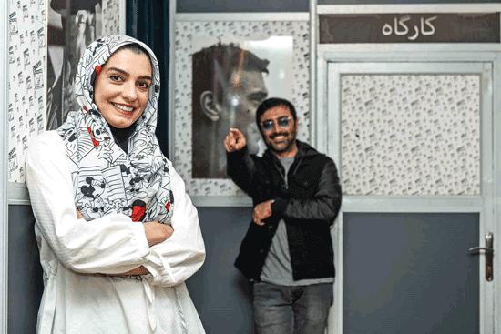 الیکا عبدالرزاقی: یلدای زندگی امین هستم