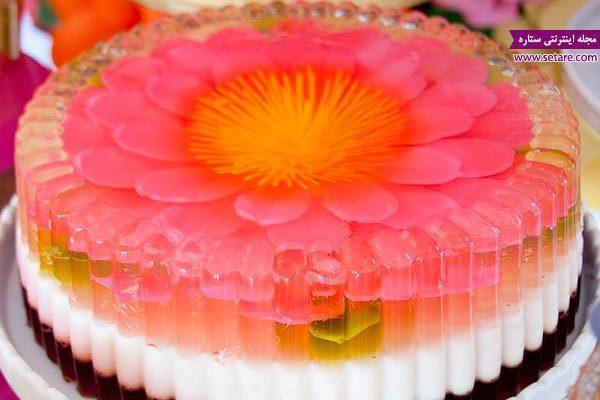 ویدیو آموزش تهیه ژله تزریقی گل