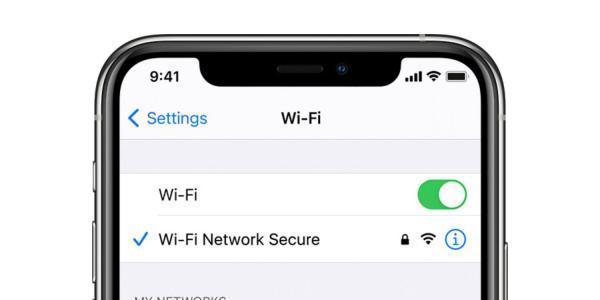 اگر نام شبکه وای فای این باشد، قابلیت اتصال به شبکه آی فون یا آی پد شما از کار می افتد تا زمانی که وسیله تان را خاموش و روشن کنید!