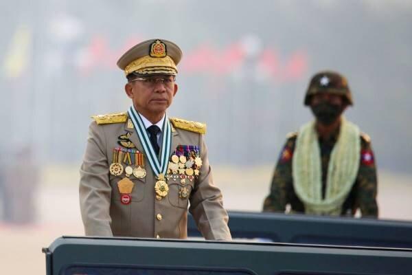واشنگتن 7 عضو کلیدی ارتش میانمار را تحریم کرد