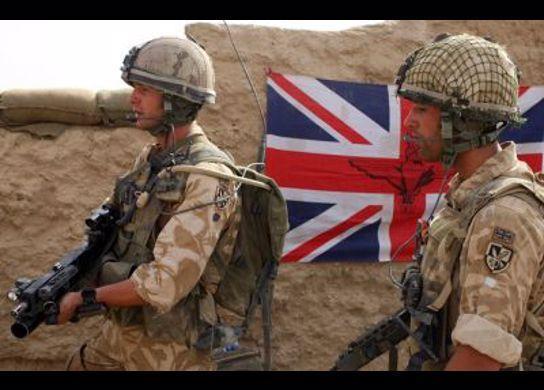 ماندگار شدن شماری از نیرو های انگلیس در افغانستان