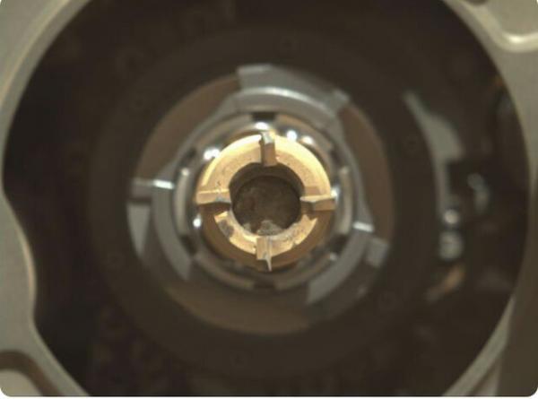 کاوشگر ناسا از مریخ نمونه برداری کرد